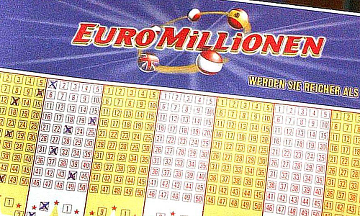Quot Euromillionen Quot Franzose Gewinnt 100 Millionen Euro