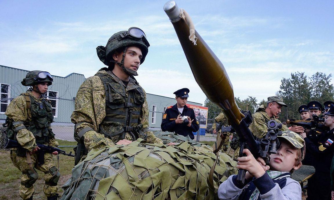 Russische Militär