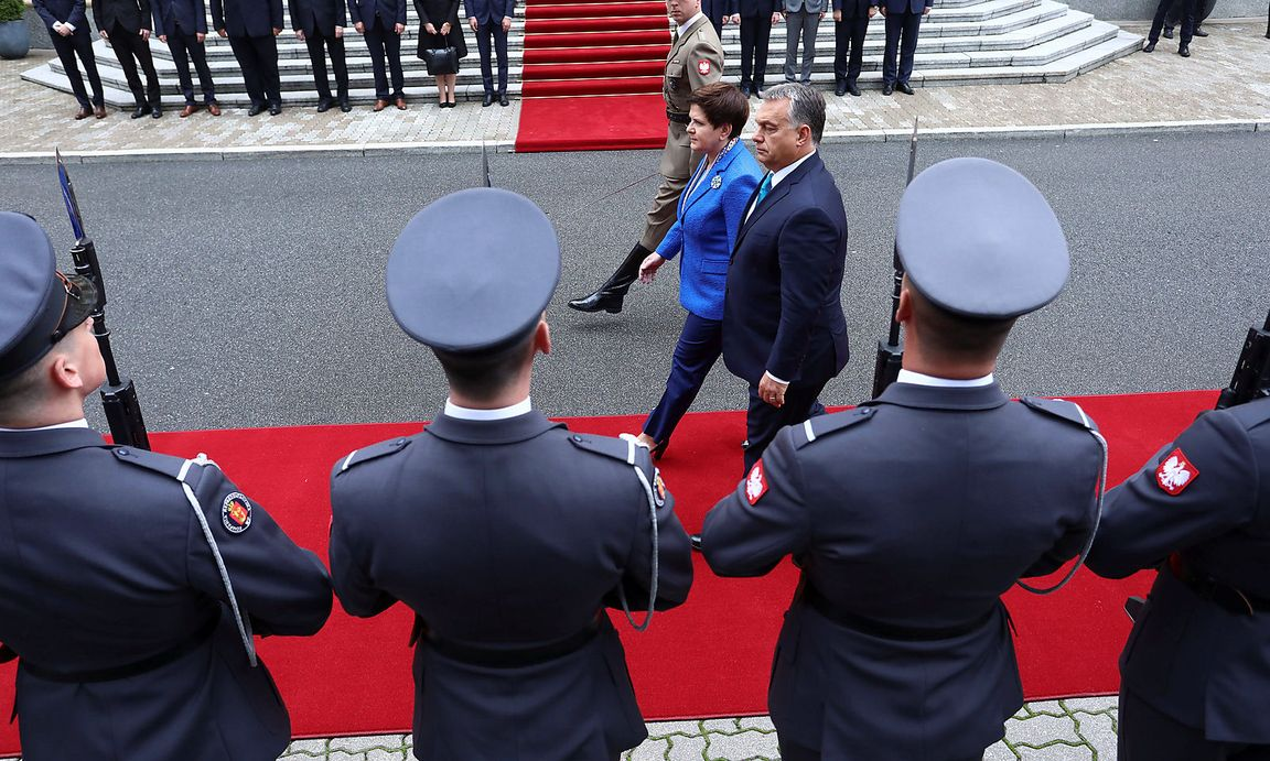 Partnersuche polen tschechien Italien kündigt harte Linie in Brüssel an –