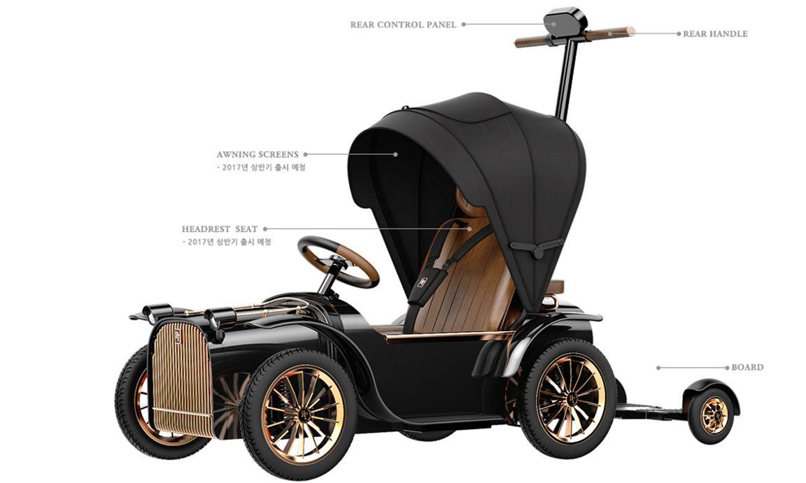d throne s ein elektroauto f r kleine lords. Black Bedroom Furniture Sets. Home Design Ideas