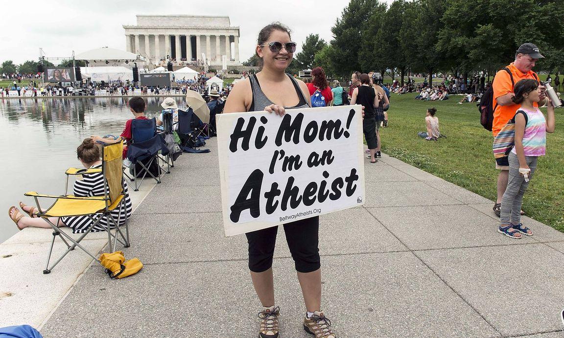 Partnersuche atheisten