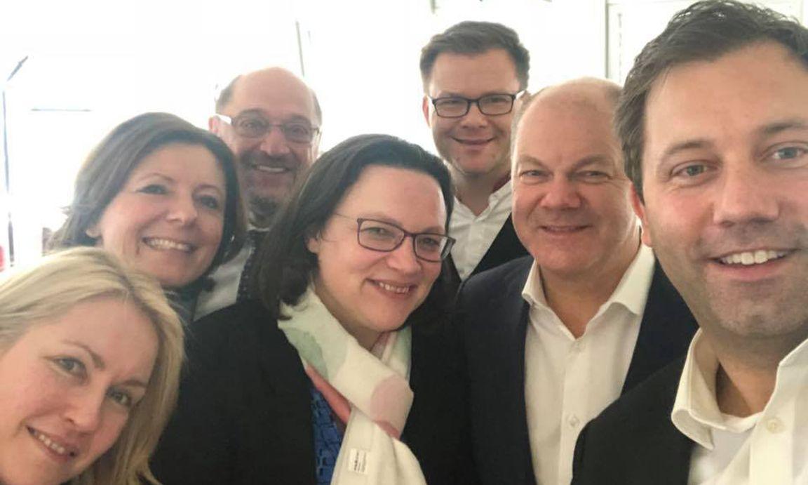 SPD Der Tragische Fall Des Martin Schulz DiePresse