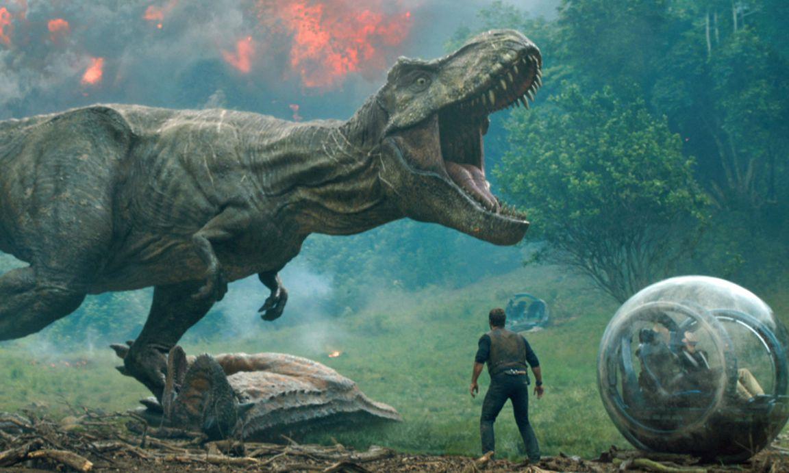 dinosaurier am lautesten brüllt das trexweibchen