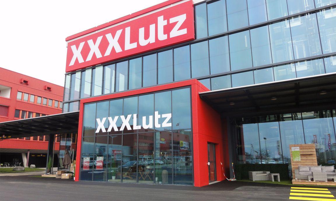 Xxxlutz Eroffnet Erste Filiale In Der Schweiz Diepresse Com