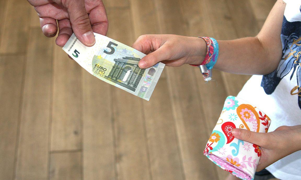 Wieviel Taschengeld Mit 10