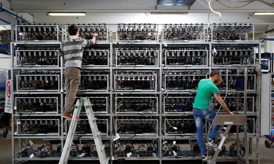 Bitcoin SchГјrfen