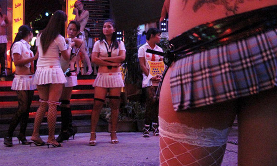 Thailand Sextourismus