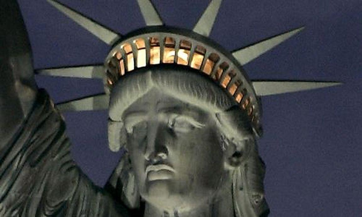 Krone Freiheitsstatue