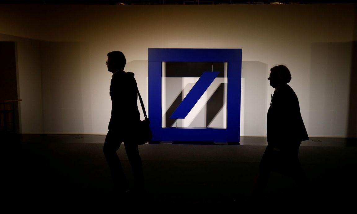 Deutsche Bank Aktionäre