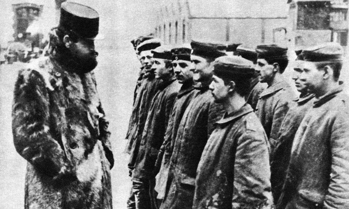 Filme Erster Weltkrieg
