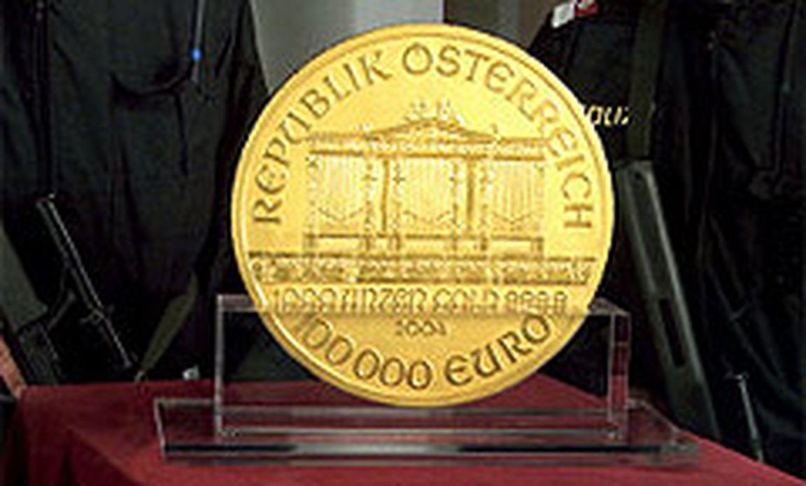 Bilanz Goldpreis Belastet Münze österreich Diepressecom
