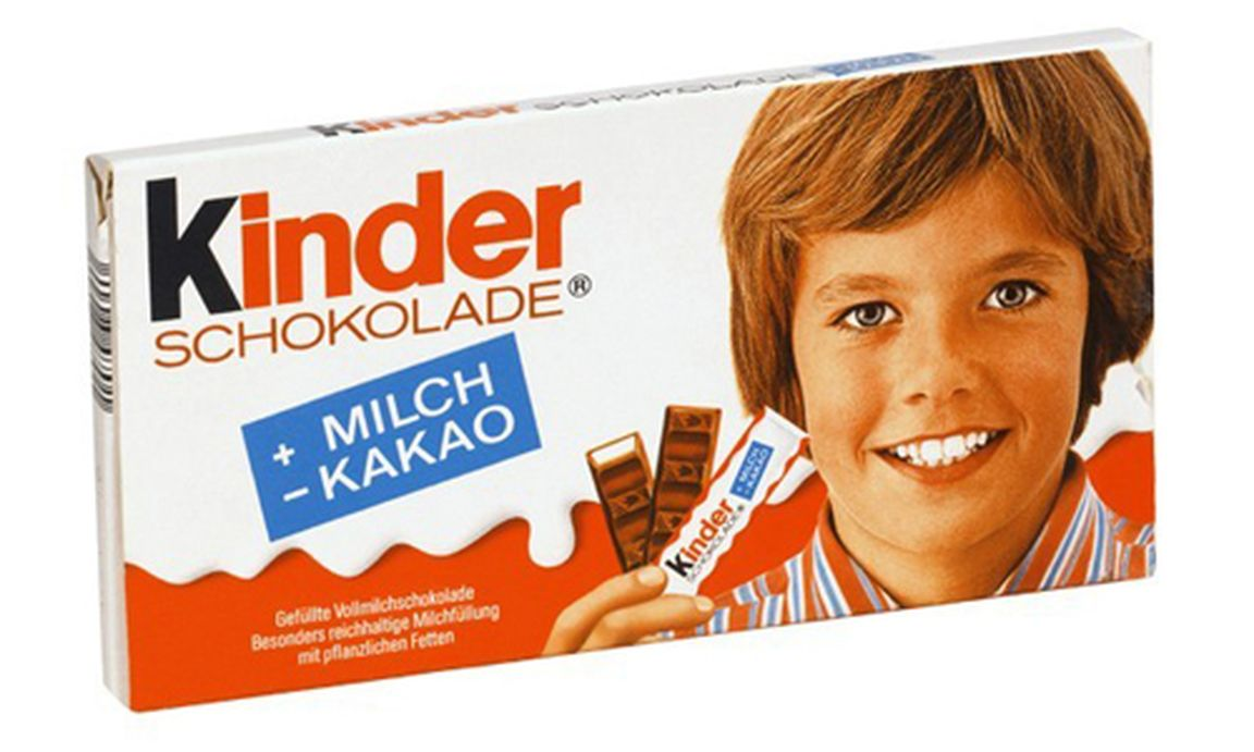 Kinderschokolade Kind