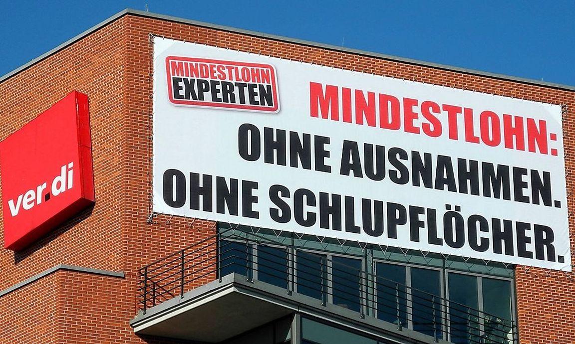 Deutschland: Mindestlohn beschert Fiskus zusätzliche Milliarden