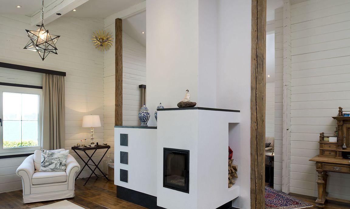 wie in den hamptons umbau eines ferienhauses am attersee. Black Bedroom Furniture Sets. Home Design Ideas