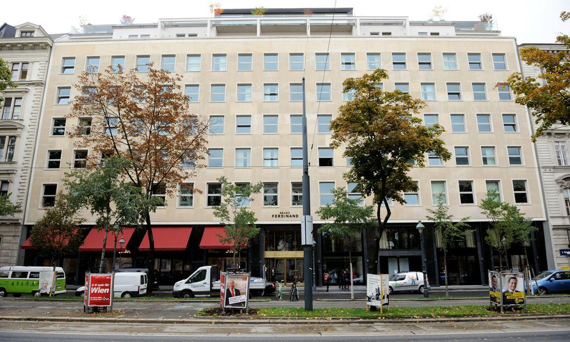 Grand Ferdinand Hotel Vienne