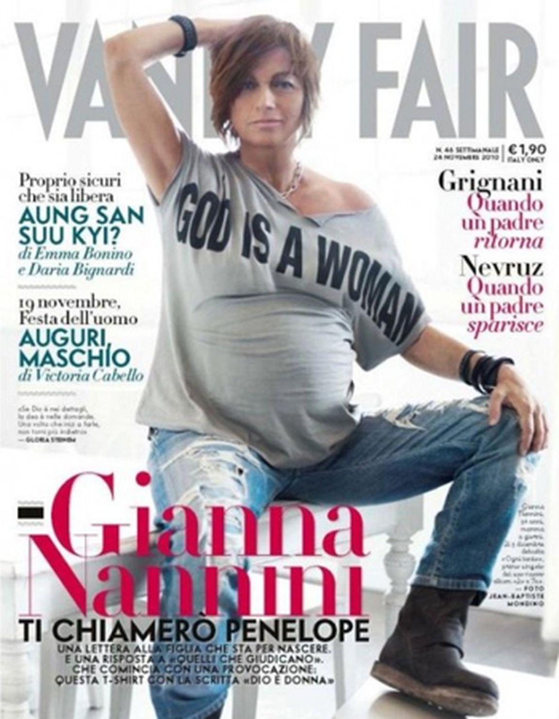 Gianna Nannini Tochter