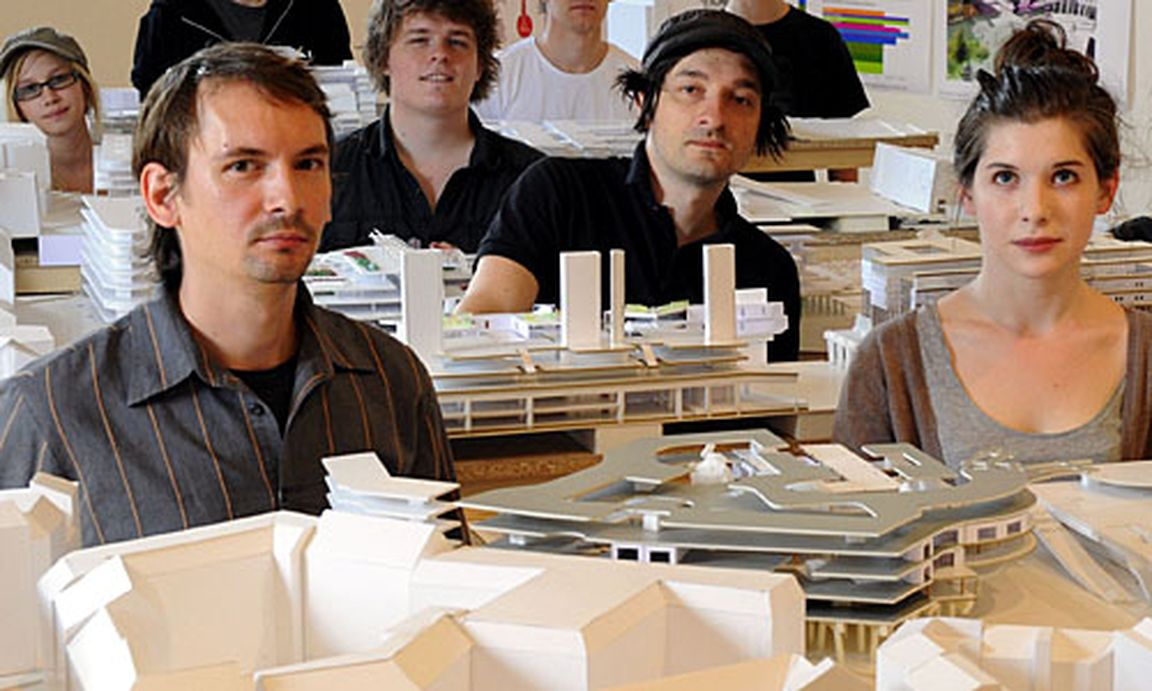 Tu wien setzt architekturstudium doch nicht aus for Architekturstudium uni