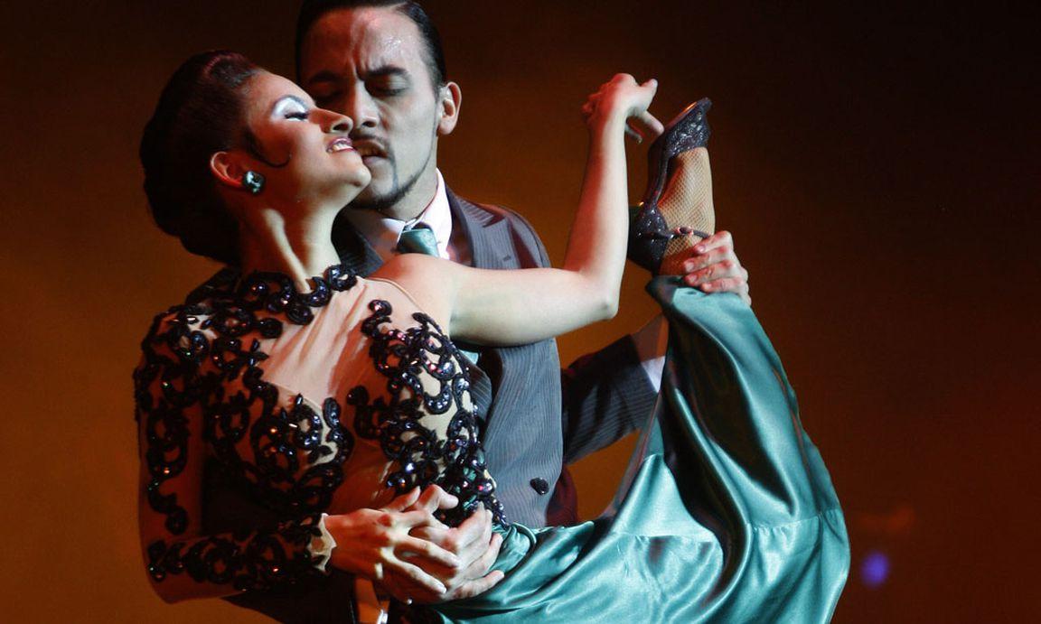 Partnersuche tango