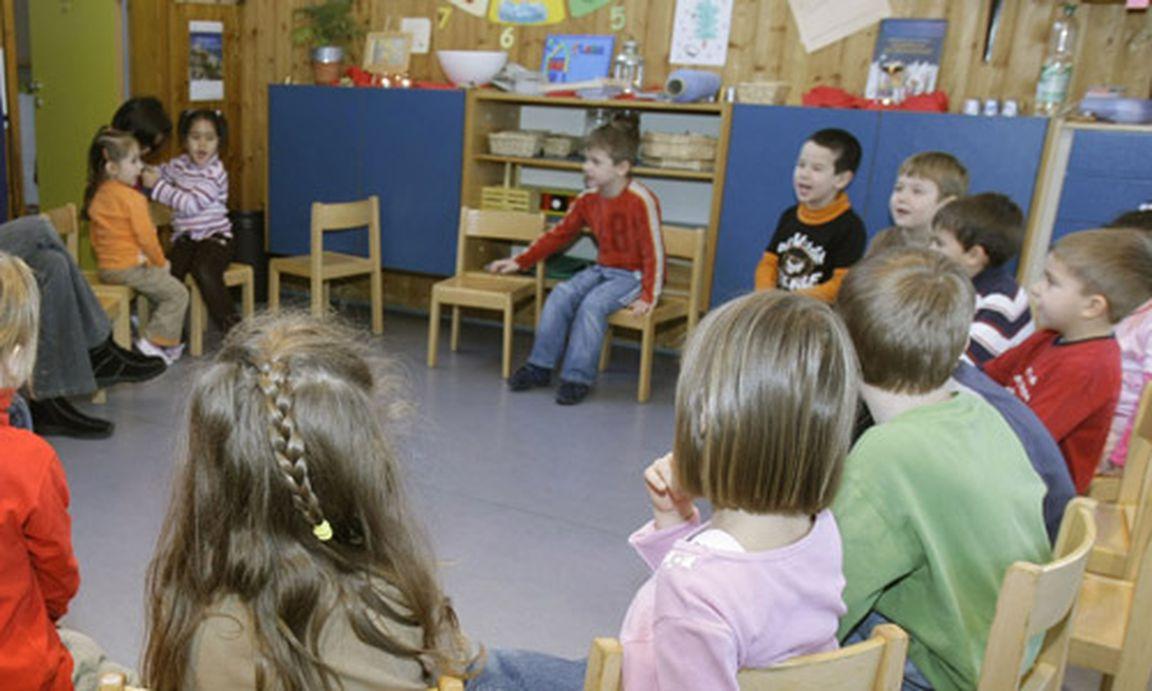 Kindergarten: Jeder Vierte spricht schlecht Deutsch « DiePresse.com