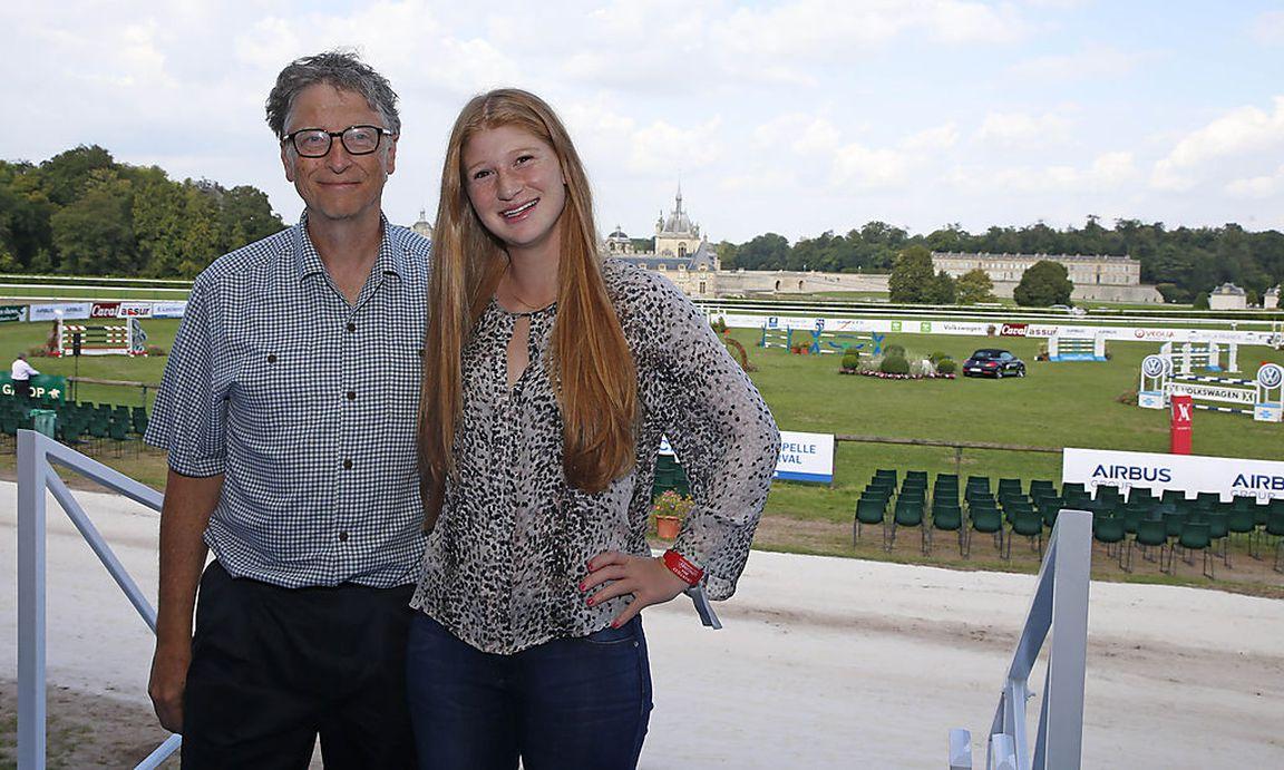 Bill Gates Tochter