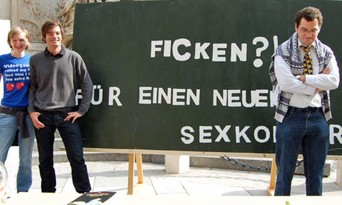 Schüler für einen neuen Sexualkunde-Unterricht « DiePresse.com