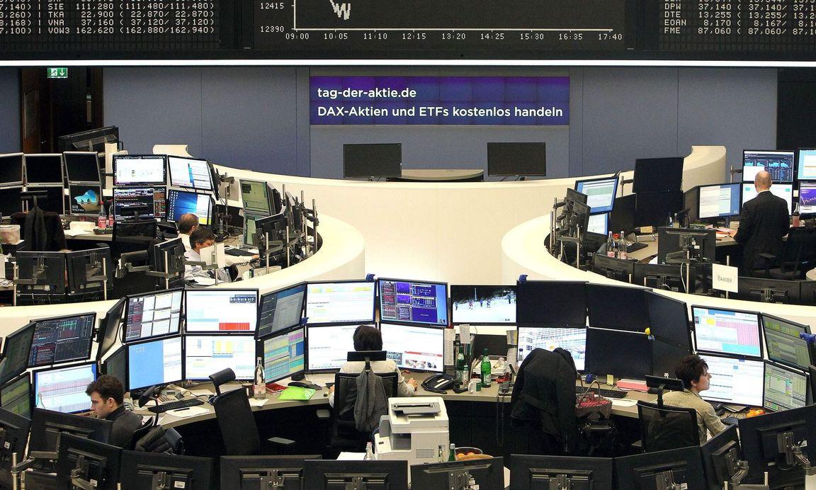 Börse Frankfurt öffnung