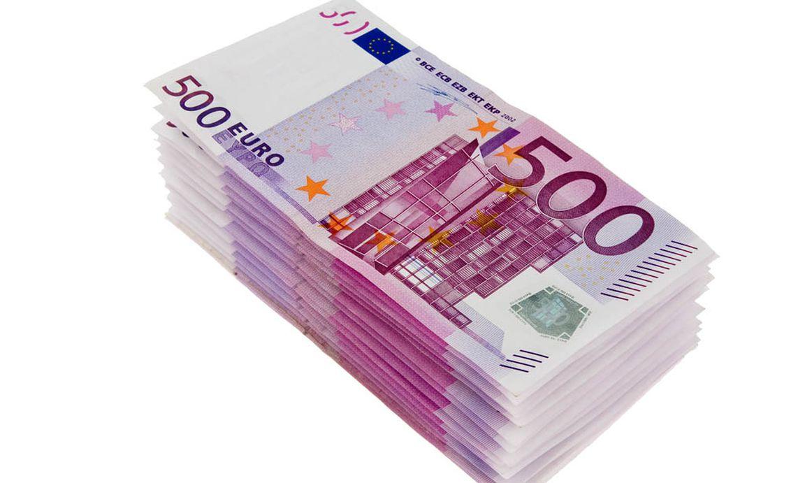 Euroscheine 500