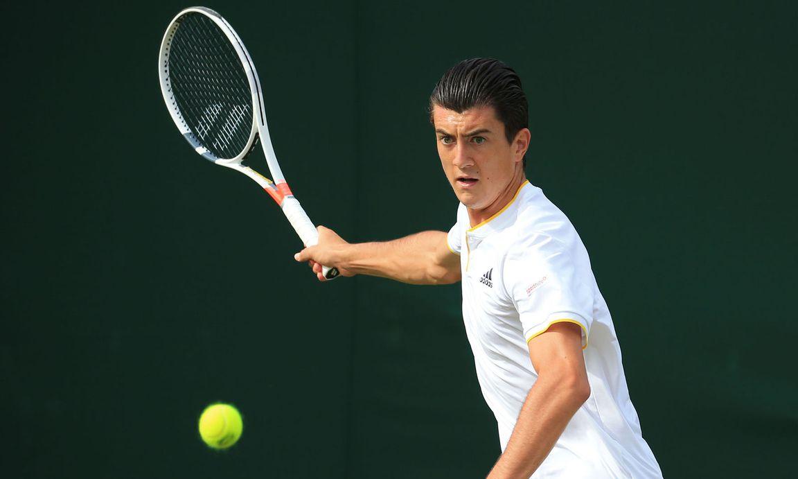Ofner überrascht mit klarem Auftaktsieg in Wimbledon ...