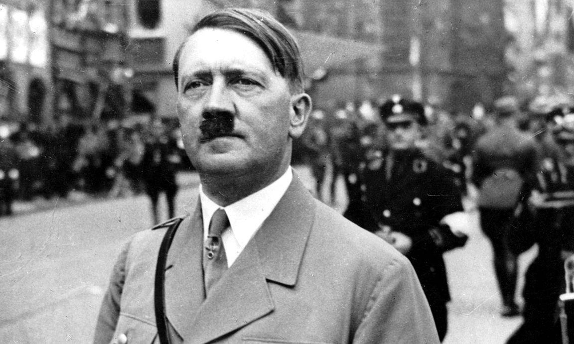 Hitler Größe