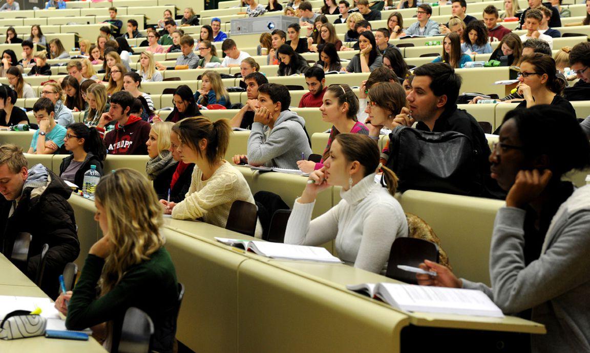 Mit 26 Studieren