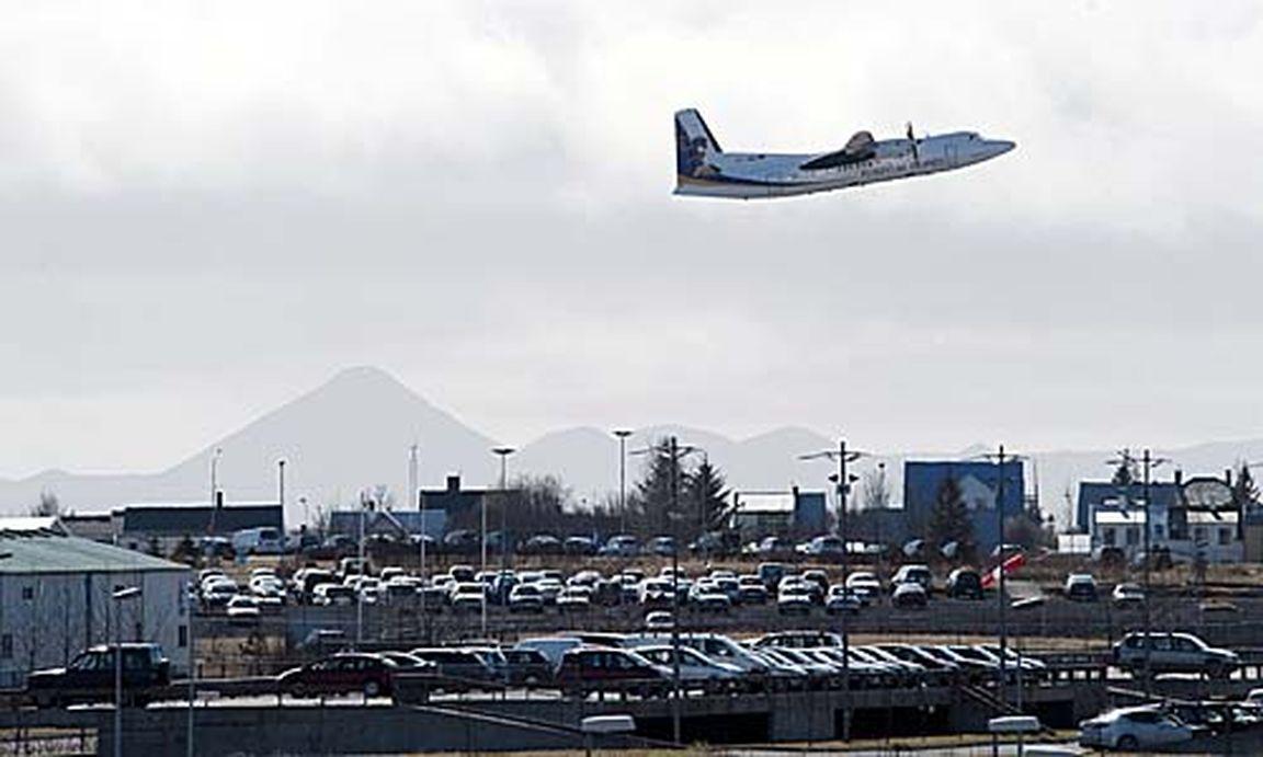 Flughafen Reykjavik Abflüge