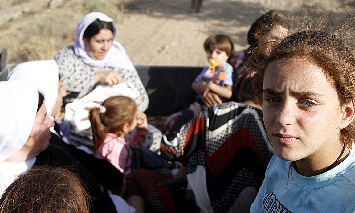 Yezidische frauen kennenlernen