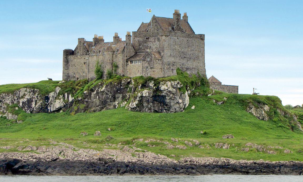 Ziemlich Maßgeschneiderte Küche Inseln Schottland Zeitgenössisch ...