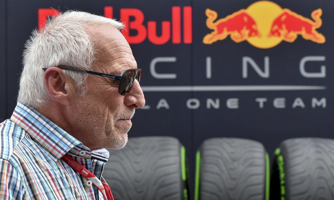 Chef Von Red Bull