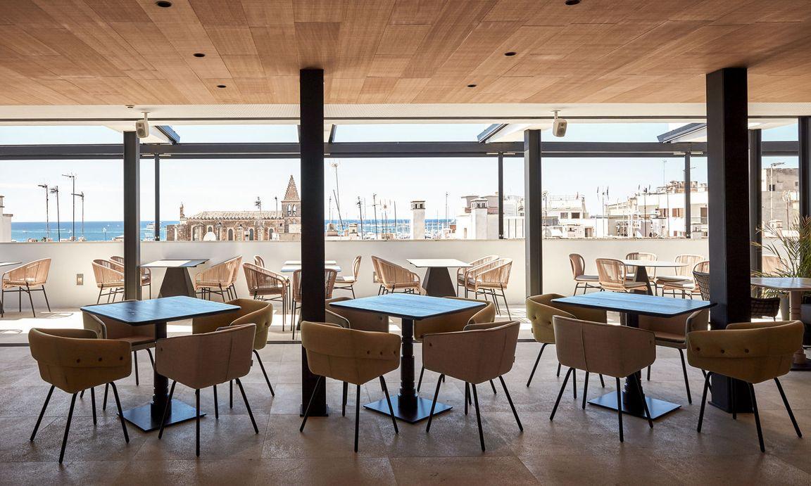 Palma: Fenster zum Hafen « DiePresse.com