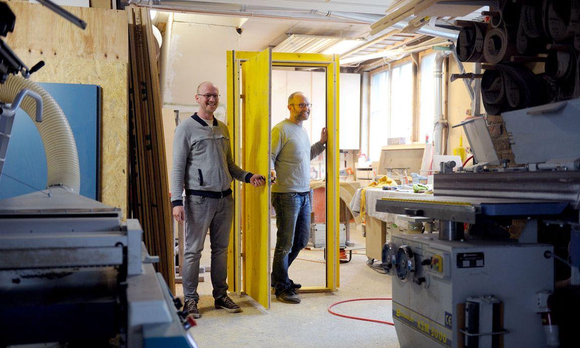 Tischlern f r den zeitgeist for Weiterbildung raumgestaltung innenarchitektur