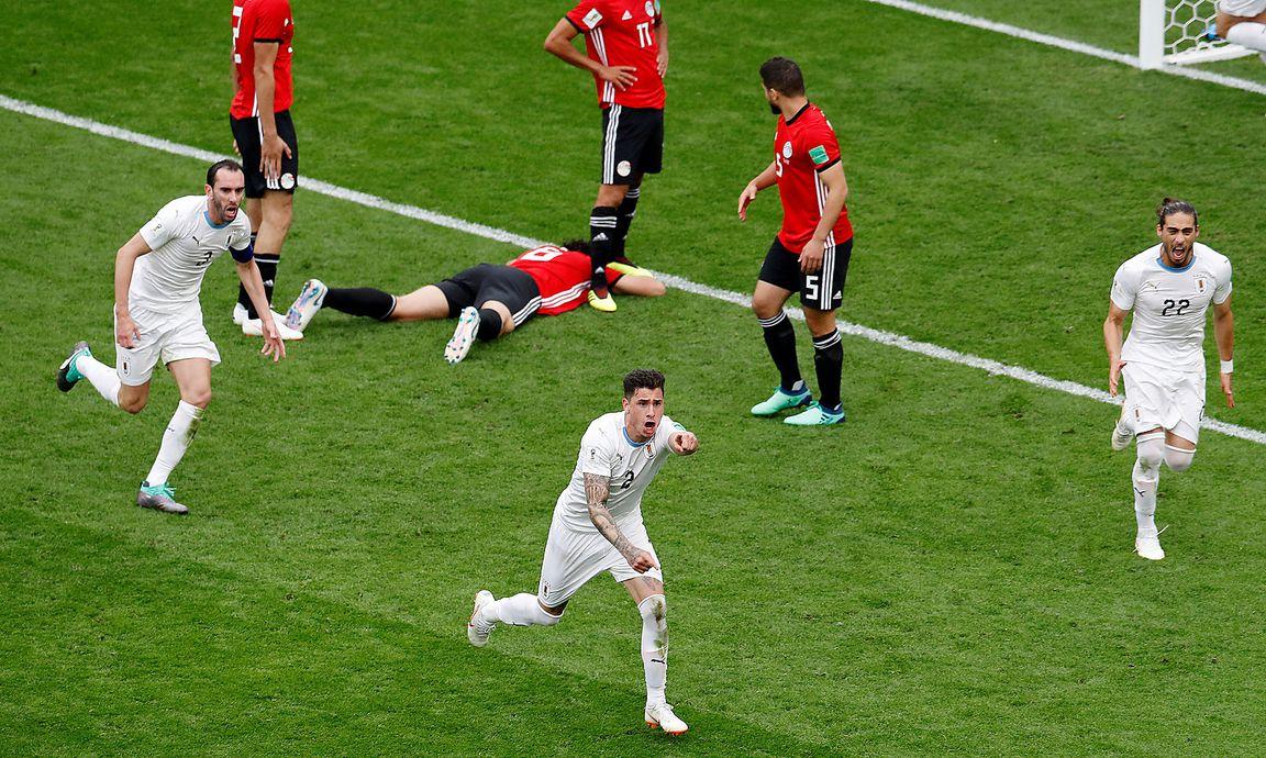 ägypten Gegen Uruguay