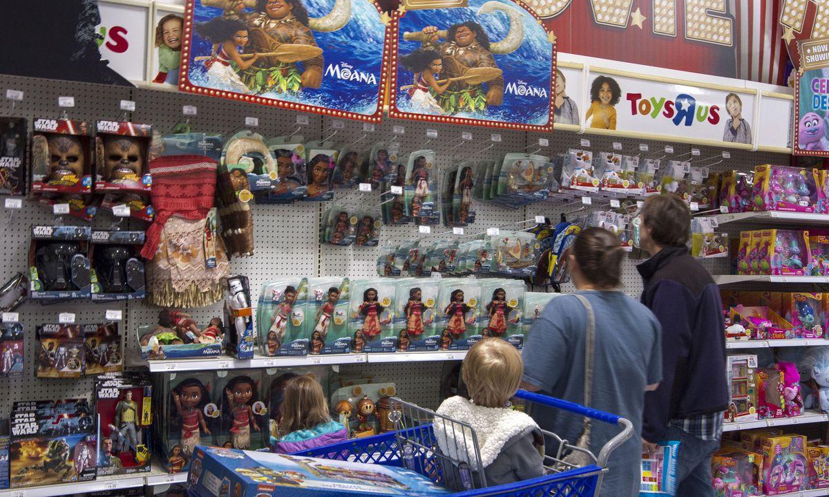 Spielzeughändler \