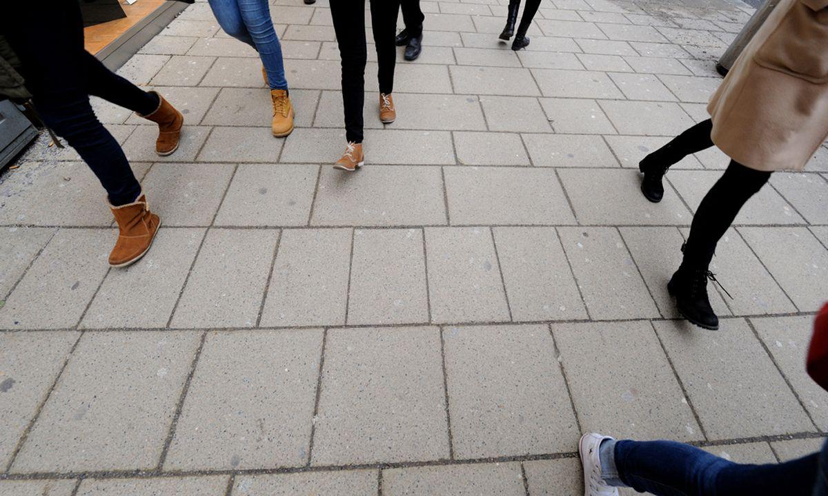Experten legen Plan für Fußgänger vor « DiePresse.com