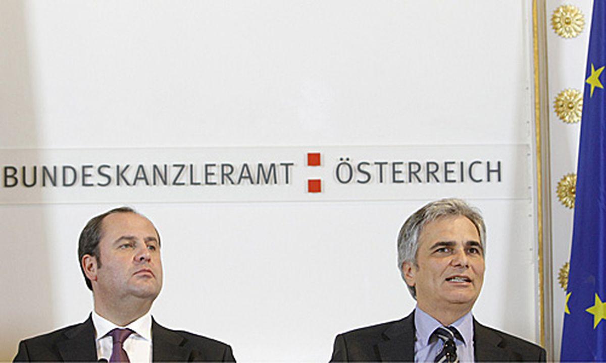 Letzte Mahnung Eu Droht österreich Mit Verfahren Diepressecom