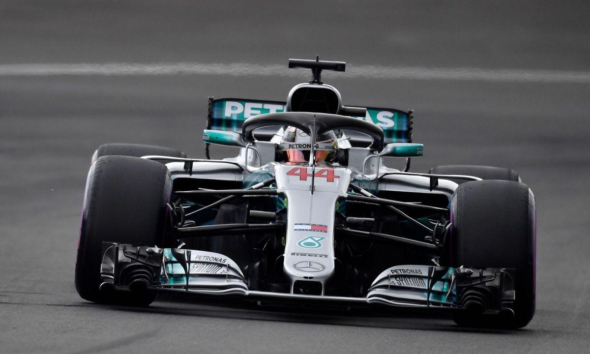 Formel 1: Hamilton schnappte sich Pole Position in Le Castellet ...