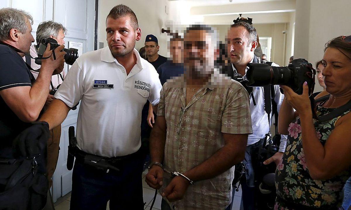 Flüchtlingsdrama: Fünfter mutmaßlicher Schlepper festgenommen ...