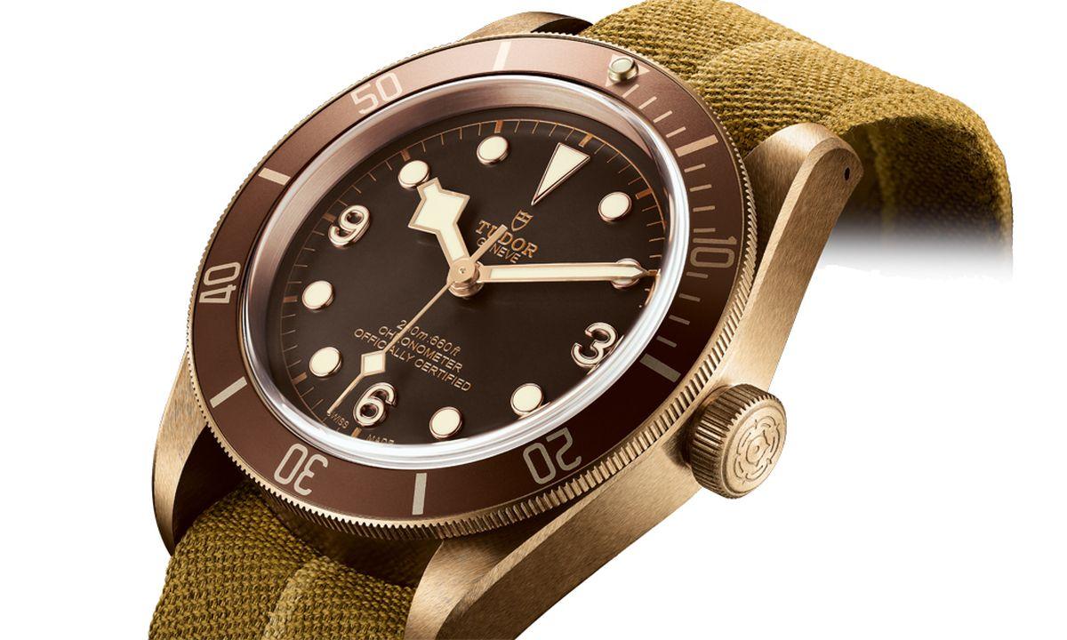 Armbanduhren: Bronzegehäuse « DiePresse.com