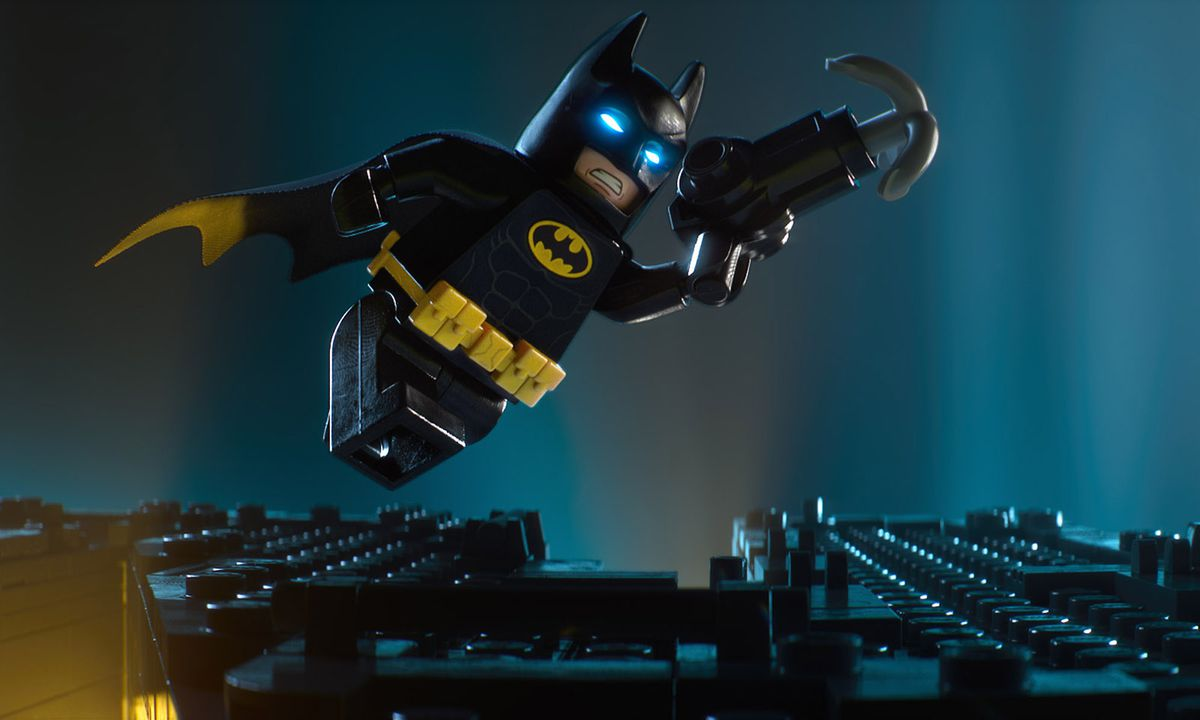 Batman mit Legosteinen: So geht Meta-Kino « DiePresse.com