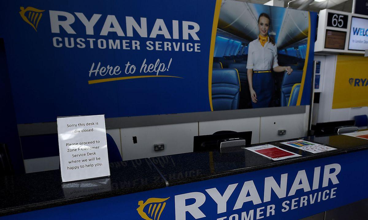Ryanair streicht 600 Flüge wegen Streiks « DiePresse.com