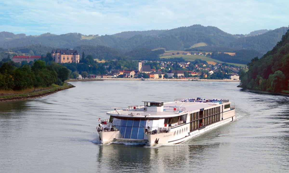 Die Donau ist eine Primadonna « DiePresse.com