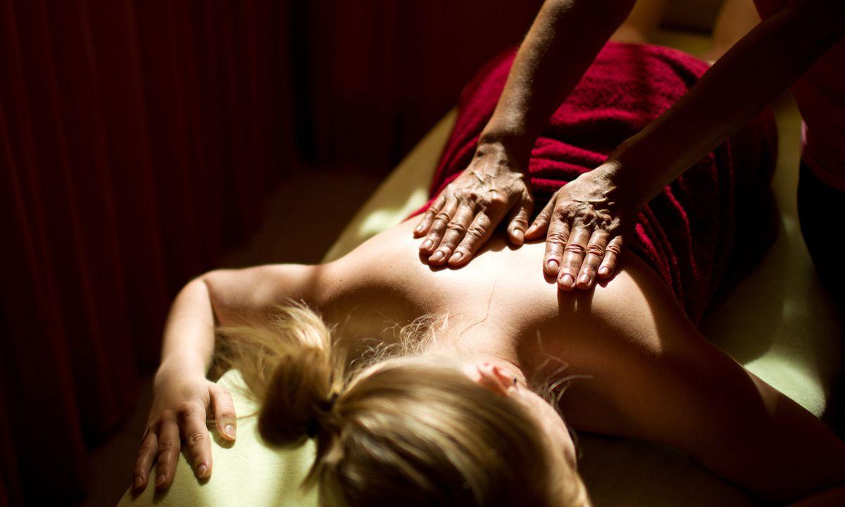 тантрический массаж девушке - 2