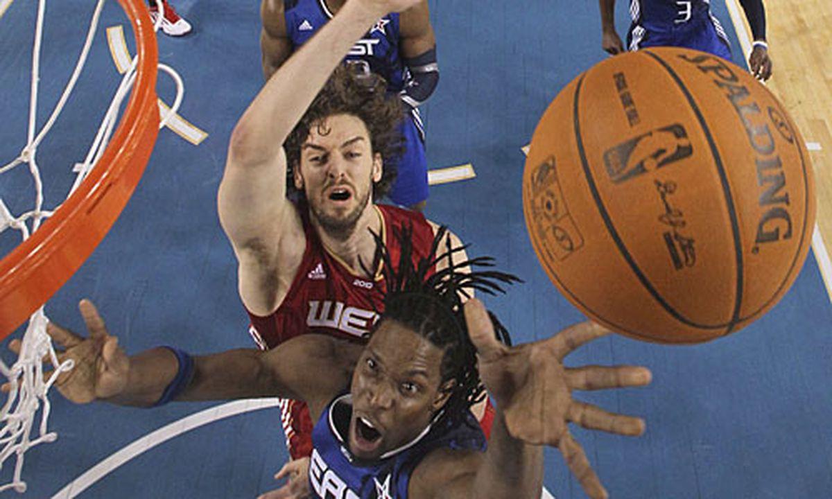 Basketball: Rekordkulisse in der NBA - 108.713 Zuschauer « DiePresse.com