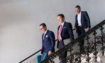 Strache, Haimbuchner und Kickl