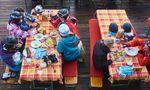 In großen Skigebieten ist es selbstverständlich, mit Karte zahlen zukönnen.